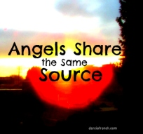 Angels share the same Source